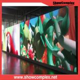 Farbenreicher Innen-Bildschirmanzeige-Fachmann-Hersteller LED-P6.25