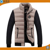Atacado Jacket Fashion Padded Coat Men Warm Bomber