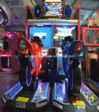 대중적인 프레임 기관자전차 인종 시뮬레이터 모터 게임 기계