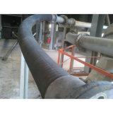 Flexível e desgaste - tubo de borracha alinhado cerâmico resistente