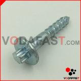 Kundenspezifisches Special Round Head Bolt mit Flange Nut