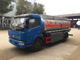 Truck Dongfeng 8000L Fuel Tanker Truck