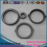 Anel M7n G9 L tipo Polished e da precisão de silicone do carboneto do selo do anel de Ssic Rbsic da Dinamarca T