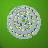 plomo de aluminio del calor 12W dentro de la lámpara del LED