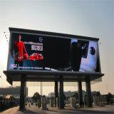 3 años de la garantía P10 RGB de visualización de LED/pantalla video al aire libre de la publicidad