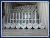 중국 공장에서 전기판에 의하여 직류 전기를 통하는 6각형 철망사