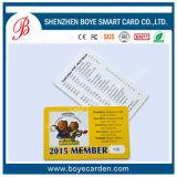 Cartão para o sistema da lealdade, negócio, cumprimentando