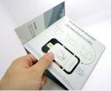 Impressão Offset de papel do USB 4c do cartão com laminação 1GB 2GB Webkey