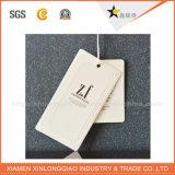 Het in het groot Witte Etiket Van uitstekende kwaliteit van de Kleding van de Kleur