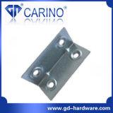 Parede do metal do ferro que pendura a cinta de canto lisa (W531)