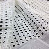 Qualitäts-Kleid-Gewebe-Baumwollspitze-Stickerei-Spitze-Gewebe