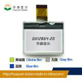 Indicador de Gaphic LCD da roda denteada do gráfico FSTN 12864