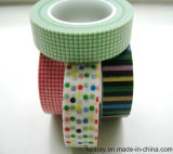 Индивидуальные украшения бумаги васи печати ленты Оптовая