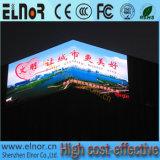 Tarjeta al aire libre de la publicidad de pantalla de P10 LED