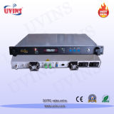 Modulazione esterna 2X3dB/7dB/9dB/11dB del trasmettitore ottico di 1550 CATV