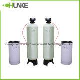 Cárter del filtro automático del suavizador de agua de la resina FRP para la caldera