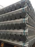 Soldadas perfiles tubulares de acero soldadas de tubos de acero
