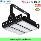 산업 옥외 모듈 점화 200watts Dimmable LED 갱도 플러드 빛