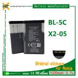 Batterie Mini 1020mAh pour Nokia Bl-5c C2-08 X2-01 X2-02 X2-05