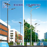 7m Arm Galvanized Round e Conical Street Lighting Palo (BDP-17)