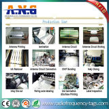 Etiquetas de NFC con ISO/IEC 14443 una impresión de Cmyk
