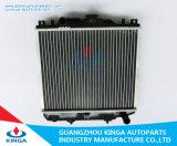 Radiador de aluminio eficaz de enfriamiento para el alto III de Suzuki 1.0 ' 94-02