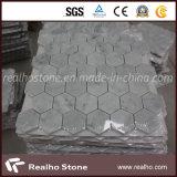 プールのためのBotticinoの安い六角形の標準的な大理石の石造りのモザイク