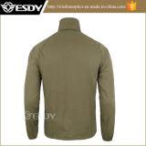 Camisa respirable ultrafina de la piel de la camisa de los hombres al aire libre de Esdy