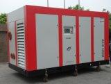 compresor de aire inyectado del tornillo de la alta energía 90kw/120HP