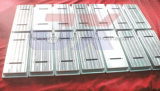 Aluminiumstahl CNC-maschinell bearbeitenteile, die anodisierte Teilerapid-Prototypen prägen