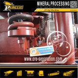 Máquina mineral do minério do manganês do separador do gabarito da gravidade do manganês pequeno da mineração