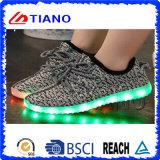 De alta calidad de los zapatos con el cable de carga USB LED (TNK90002)