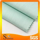 Tessuto tinto Spandex del cotone per vestiti (SRSCSP 402)