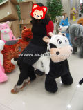 ショッピングモールのための子供の乗車の歩く動物