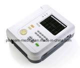 Máquina del electrocardiógrafo EKG del canal de Approvaled 12 del CE (EM1200B)