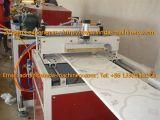 Placa do teto do PVC que faz o teto da maquinaria