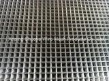 Treillis métallique soudé par acier galvanisé par électro pour la frontière de sécurité de jardin