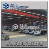 De Vrachtwagen van de Brandstof van China Isuzu Foton Aumark 4X2 6t met de Automaat van de Brandstof