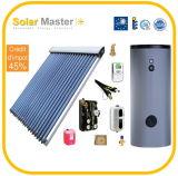 Sistema solar a presión de la calefacción por agua de la eficacia alta (Keymark solar)