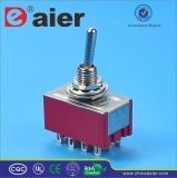 Alta qualità su-su 4 Position Toggle Switch 220V (MTS-402)