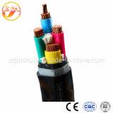 Cable électrique blindé de bande en acier