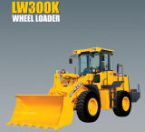 Chargeur électrique officiel de roue du constructeur Lw300k de XCMG mini