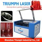 De houten Scherpe Machine van de Laser van het Karton voor MDF de Snijder van de Laser van het Triplex 50W Acryl