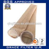 Bolsos de acrílico del colector de polvo de la tela filtrante