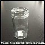 tarro de cristal determinado del almacenaje del alimento 550ml