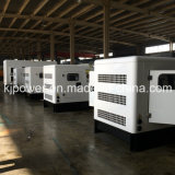 100kw Soundproof Generator con Cummins Engine