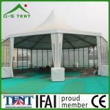 Garde-corps en aluminium 4X4m Tent House Pavillion Shelter Garden Gazebo