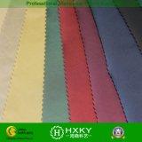 Tela simples Multi-Color do poliéster do estilo para o revestimento dos homens