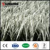 Tapete artificial branco barato especial simulado elevação da grama