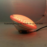 도매가 PAR56 18W 12V RGB IP68 LED 수영풀 빛
